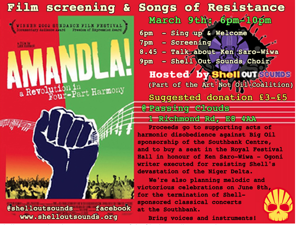 amandla a revolution in four part harmony essay help